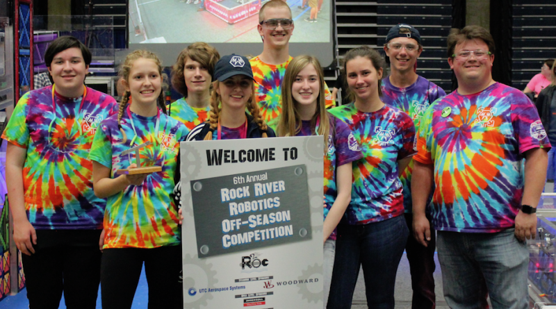 Wildstang Wins First Event Since 2013