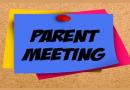 WRSA 11/05 Parent Meeting