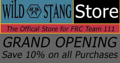 WildStang Web Store Now Open!!