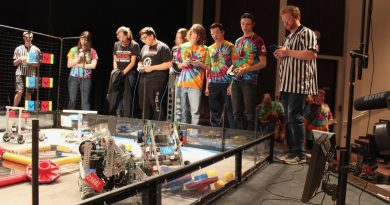 10th Annual WildStang VEX Tournament Wrap Up