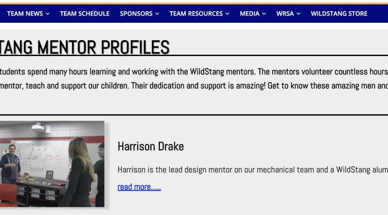 Mentor Profiles
