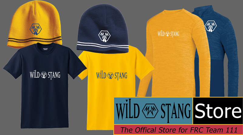 Limited Edition WildStang Gear