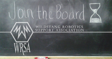 WRSA Board Positions