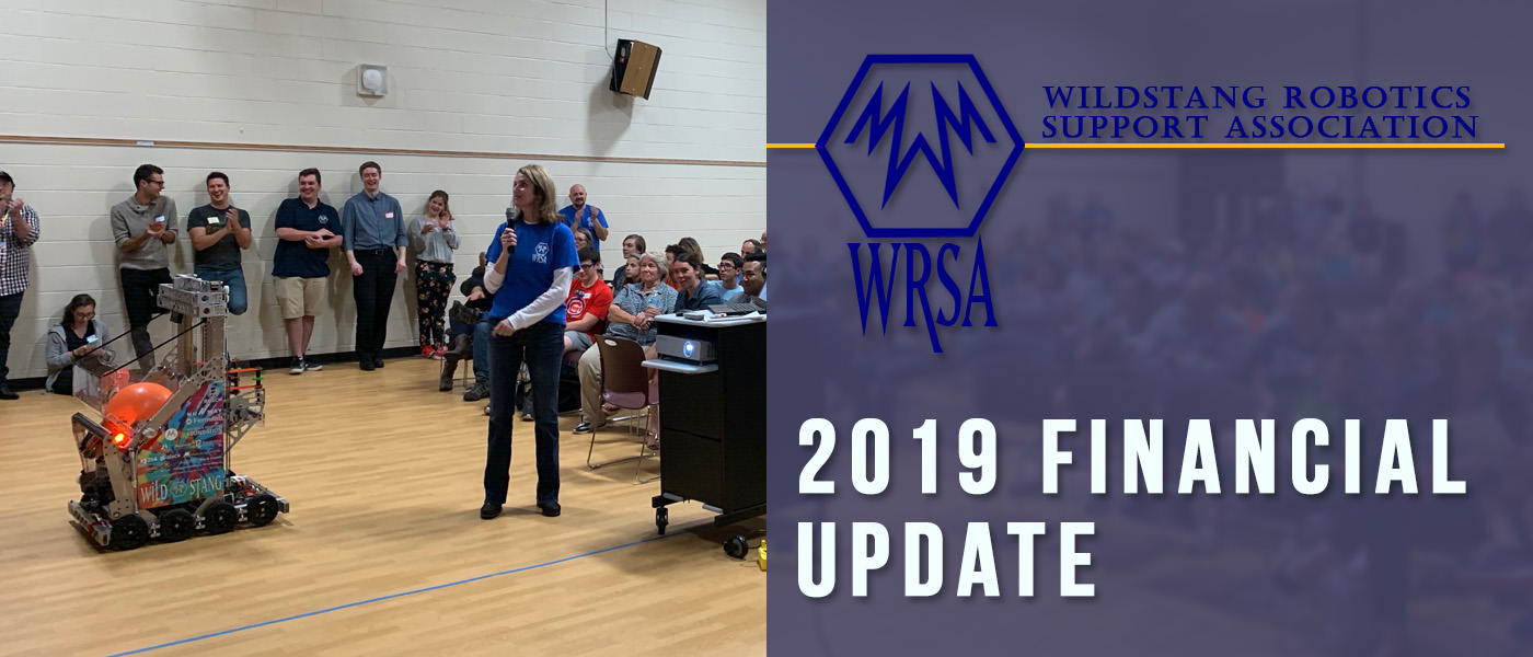 WRSA Financial Update