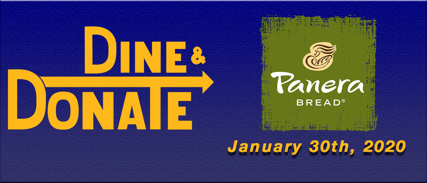 January Dine & Donate