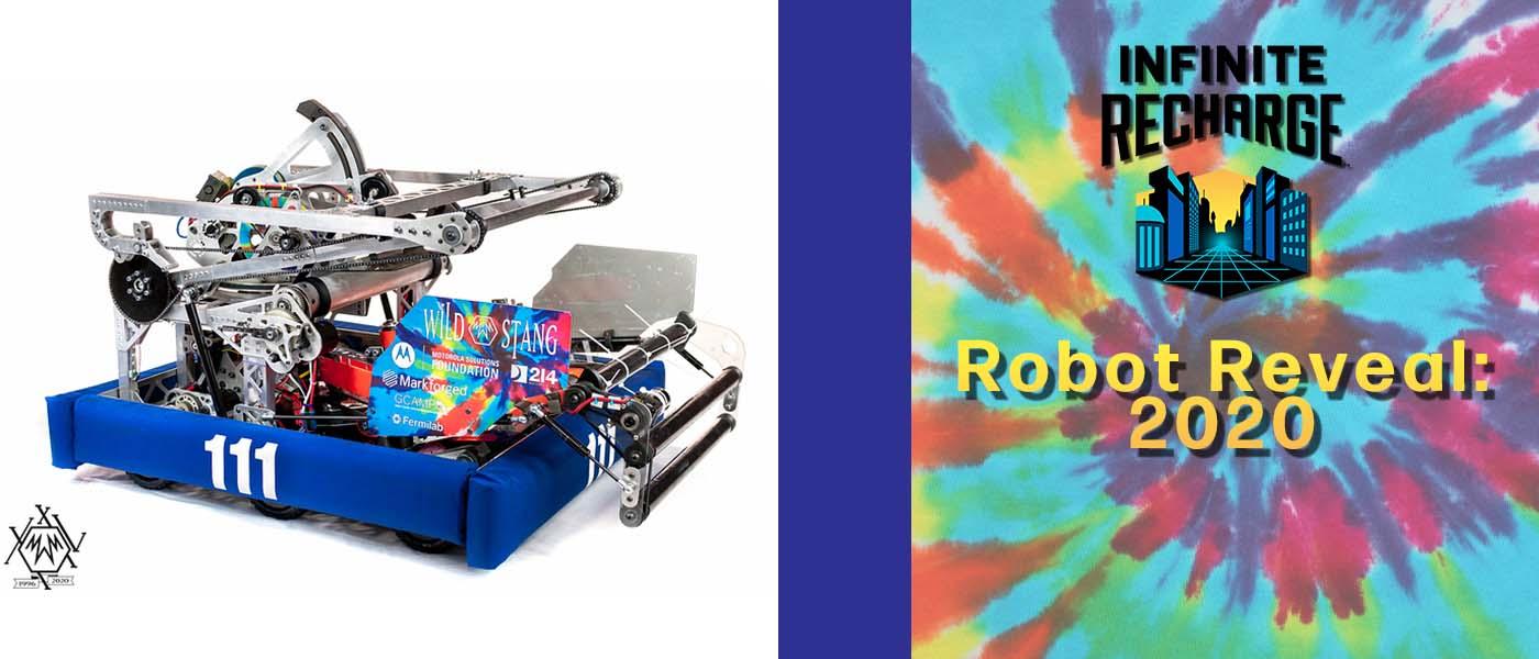 Robot Reveal 2020